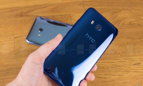 HTC U11 и U11 Plus