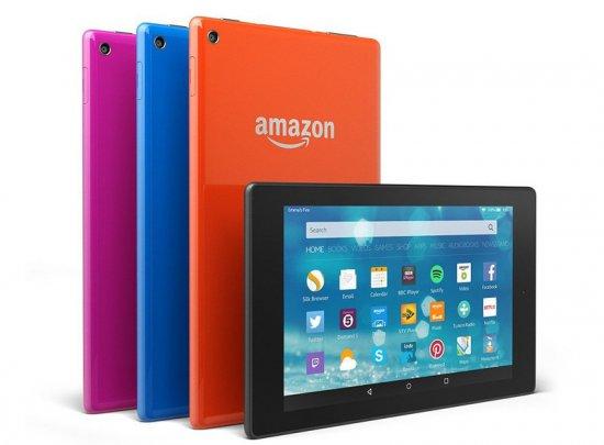 лучший дешевый планшет Amazon Fire HD 8