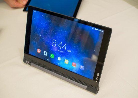 Lenovo Yoga Tablet 3 - лучший бюджетный планшет