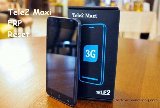 Как на Tele2 Maxi сбросить Google аккаунт (обход Google FRP)