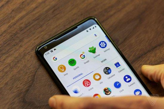 Эксклюзивный первый взгляд на все новшества Android P