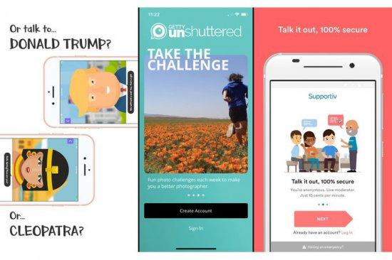 Лучшие новые приложения для Android и iOS за май 2018