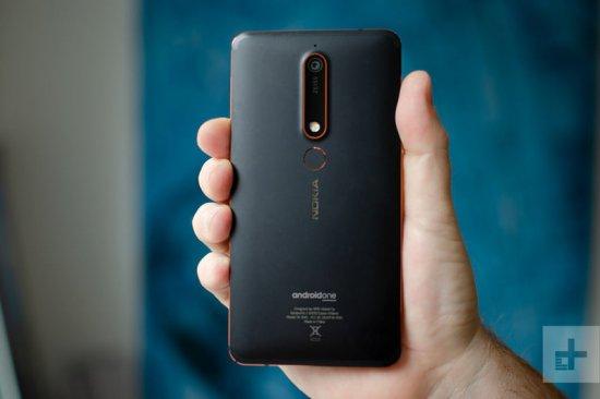 Обзор Nokia 6.1 - солидный смартфон по отличной цене