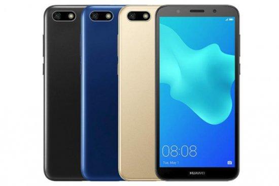 Представлен смартфон Huawei Y5 Prime 2018