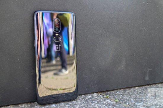 дизайн OnePlus 6 vs Galaxy S9 Plus