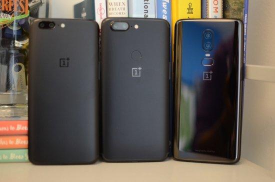 OnePlus 6 против OnePlus 5T и OnePlus 5: стоит ли обновляться?