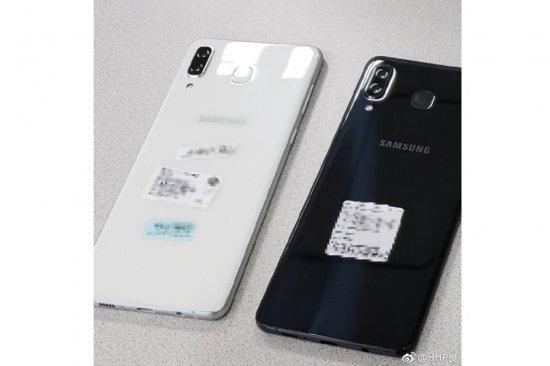 Появились изображения Samsung Galaxy A9 Star