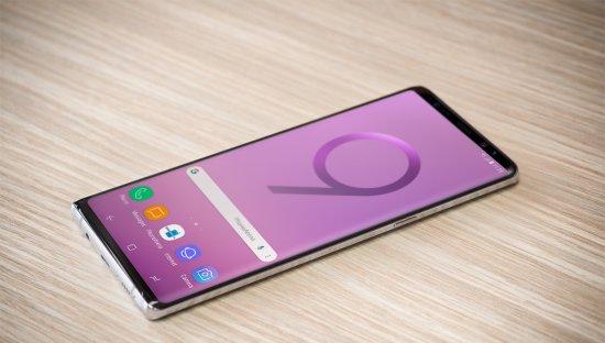 Появилось наиболее чёткое изображение Galaxy Note 9