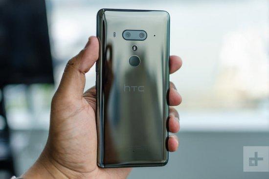 Обзор HTC U12 Plus - 4 камеры и отсутствие физических кнопок