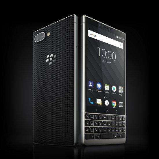 BlackBerry KEY2 дата выхода