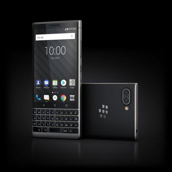 BlackBerry KEY2 обзор