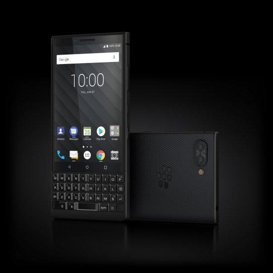 BlackBerry KEY2 характеристики