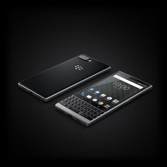 Анонсирован смартфон BlackBerry KEY2