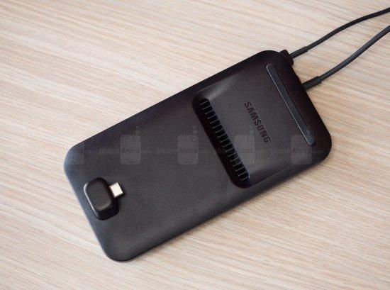 Обзор док-станции Samsung DeX Pad