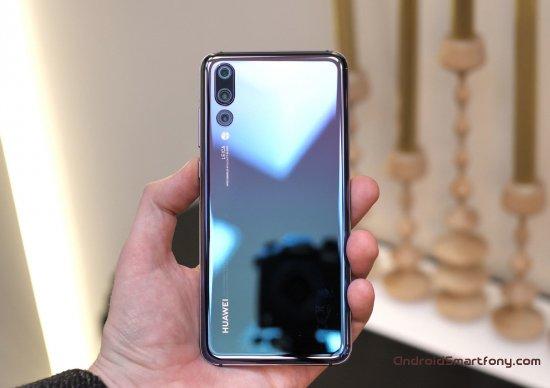 Huawei P20 Pro получит сверхзамедленную съёмку видео