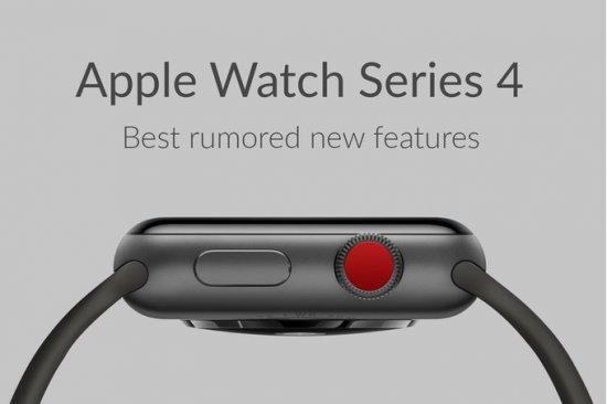 Вся информация о часах Apple Watch Series 4