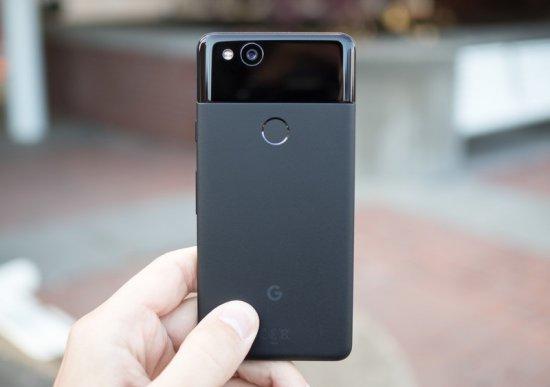 Лучший андроид смартфон 2018 в целом: Google Pixel 2
