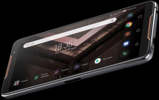 игровой смартфон asus - Asus ROG Phone