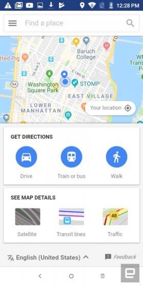 Обзор Android Oreo Go Edition