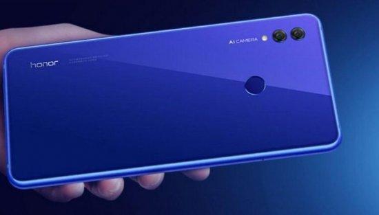В Китае анонсирован смартфон Honor Note 10