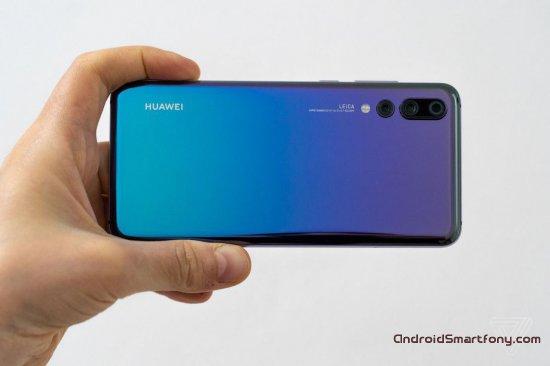 Huawei выпустила смартфонов больше, чем Apple