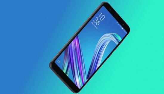 Asus представила смартфон Zenfone Live на Android Go
