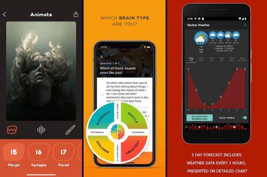 Лучшие новые приложения на Android и iOS за август 2018