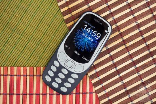 2017 Nokia 3310 по-прежнему остается одной из самых неожиданных историй успеха в отрасли