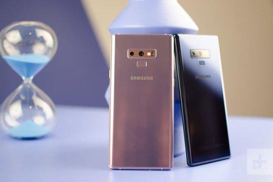 Сравнительный обзор смартфонов Samsung Galaxy Note 9 и Huawei P20 Pro