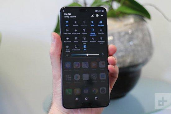 Программное обеспечение и обновления Note 9 vs Huawei P20 Pro
