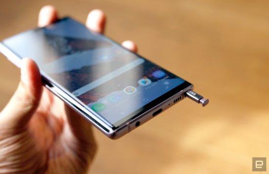 Обзор Samsung Galaxy Note 9 - лучший Note для большинства из нас