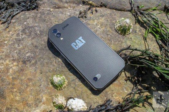 самый защищенный смартфон Cat S61 - защищенный смартфон ip68 и IP69 с мощным аккумулятором