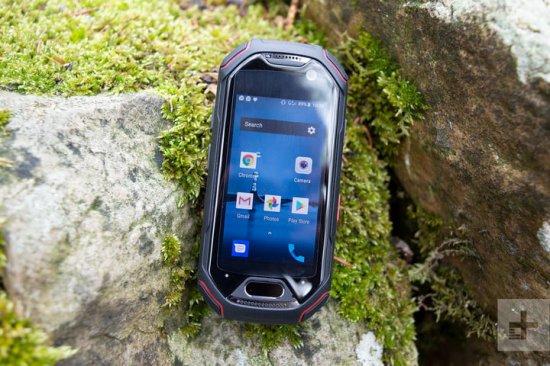 защищенные смартфоны ip68 - Unihertz Atom