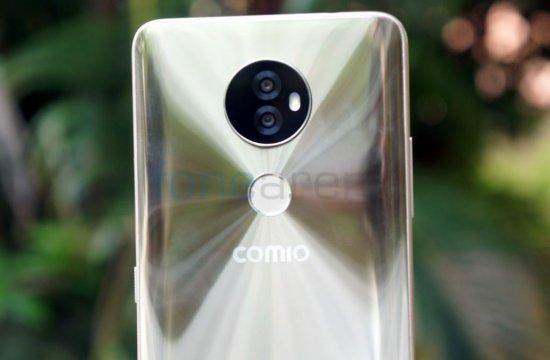 Обзор Comio X1 Note - бюджетный смартфон с разблокировкой лицом, сканером отпечатков пальцев и хорошей внешностью