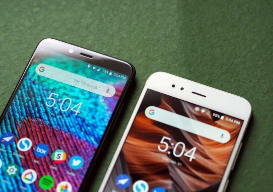 Xiaomi Mi A2 vs Xiaomi Mi A1