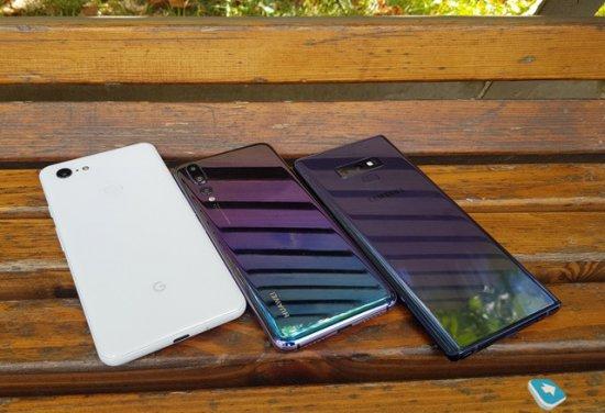 Смартфон Google Pixel 3 XL - полный обзор уже доступен