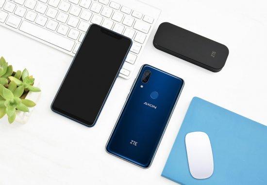 Состоялся анонс смартфона ZTE Axon 9 Pro