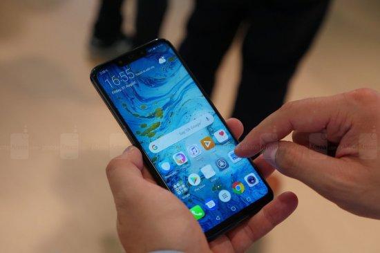 Первый взгляд на смартфон Huawei Mate 20 Lite - краткий обзор
