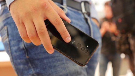 Huawei Mate 20 Lite цена