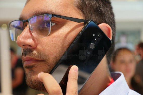 Huawei Mate 20 Lite дата выхода