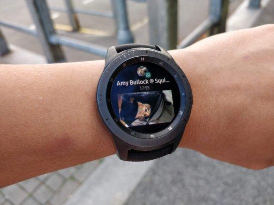 galaxy watch цена