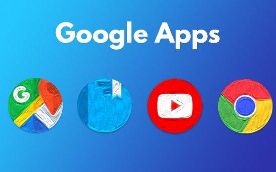 Лучшие новые паки иконок для Android за сентябрь 2018