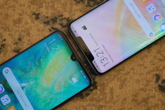 Обзор Huawei Mate 20 и 20 Pro - лучшие смартфоны Huawei?