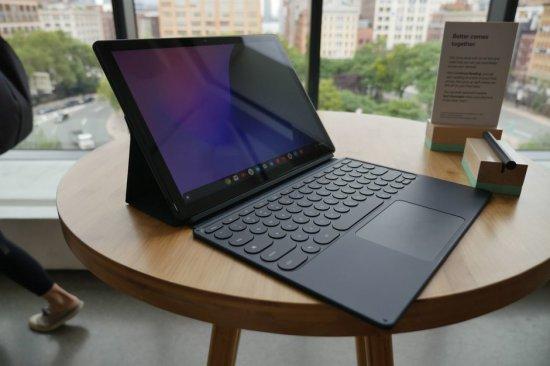 Обзор планшета Google Pixel Slate - лучше, чем iPad Pro?