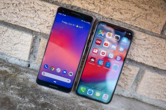 Сравнительный обзор смартфонов Google Pixel 3 и Apple iPhone XS