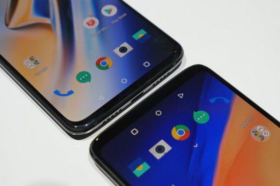 OnePlus 6 и OnePlus 6T цена