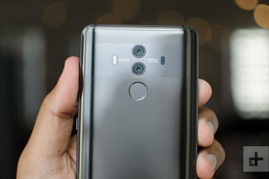Камеры Huawei Mate 20 Pro vs Mate 10 Pro