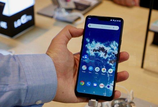 Краткий обзор смартфона LG G7 One - G7 продал свою душу за Android One