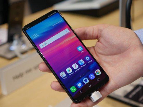Краткий обзор смартфона LG G7 Fit - бюджетная версия флагмана
