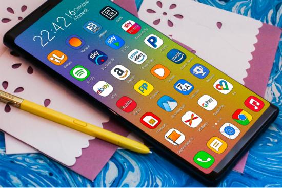Новые паки иконок для Android за ноябрь 2018